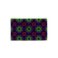 Abstract Pattern Wallpaper Cosmetic Bag (XS)