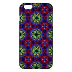 Abstract Pattern Wallpaper iPhone 6 Plus/6S Plus TPU Case