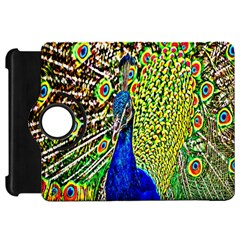 Graphic Painting Of A Peacock Kindle Fire HD 7