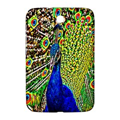 Graphic Painting Of A Peacock Samsung Galaxy Note 8.0 N5100 Hardshell Case