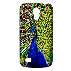 Graphic Painting Of A Peacock Galaxy S4 Mini
