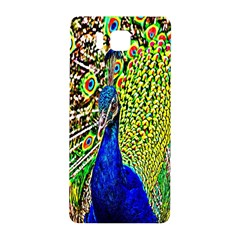 Graphic Painting Of A Peacock Samsung Galaxy Alpha Hardshell Back Case