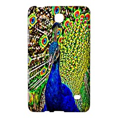 Graphic Painting Of A Peacock Samsung Galaxy Tab 4 (8 ) Hardshell Case