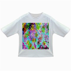 Bright Rainbow Background Infant/toddler T Shirts