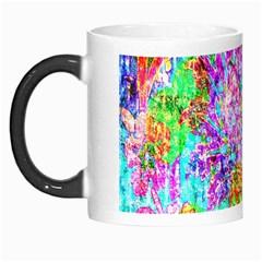 Bright Rainbow Background Morph Mugs