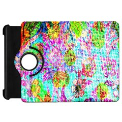 Bright Rainbow Background Kindle Fire HD 7