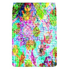 Bright Rainbow Background Flap Covers (L)