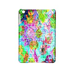 Bright Rainbow Background iPad Mini 2 Hardshell Cases