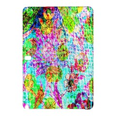 Bright Rainbow Background Samsung Galaxy Tab Pro 10.1 Hardshell Case