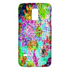 Bright Rainbow Background Galaxy S5 Mini