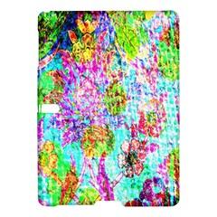Bright Rainbow Background Samsung Galaxy Tab S (10 5 ) Hardshell Case