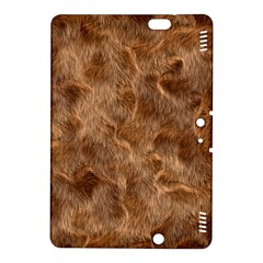 Brown Seamless Animal Fur Pattern Kindle Fire Hdx 8 9  Hardshell Case