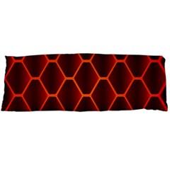 Snake Abstract Pattern Body Pillow Case (Dakimakura)