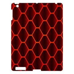 Snake Abstract Pattern Apple Ipad 3/4 Hardshell Case