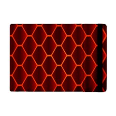 Snake Abstract Pattern Apple Ipad Mini Flip Case
