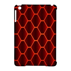 Snake Abstract Pattern Apple iPad Mini Hardshell Case (Compatible with Smart Cover)
