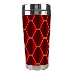 Snake Abstract Pattern Stainless Steel Travel Tumblers