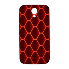 Snake Abstract Pattern Samsung Galaxy S4 I9500/I9505  Hardshell Back Case