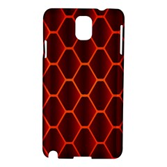Snake Abstract Pattern Samsung Galaxy Note 3 N9005 Hardshell Case