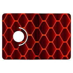 Snake Abstract Pattern Kindle Fire HDX Flip 360 Case