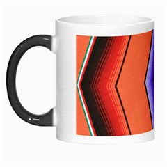 Diamond Shape Lines & Pattern Morph Mugs
