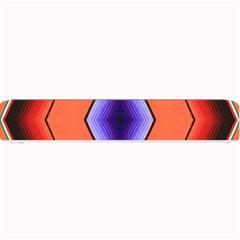 Diamond Shape Lines & Pattern Small Bar Mats