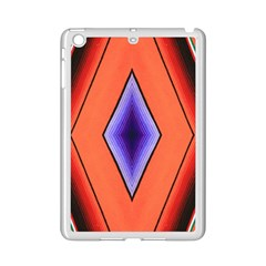 Diamond Shape Lines & Pattern Ipad Mini 2 Enamel Coated Cases