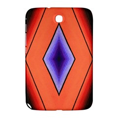 Diamond Shape Lines & Pattern Samsung Galaxy Note 8.0 N5100 Hardshell Case