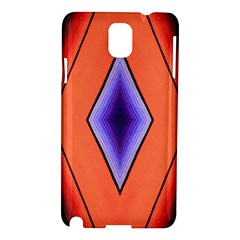 Diamond Shape Lines & Pattern Samsung Galaxy Note 3 N9005 Hardshell Case