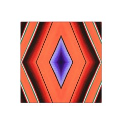 Diamond Shape Lines & Pattern Satin Bandana Scarf
