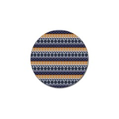 Abstract Elegant Background Pattern Golf Ball Marker (10 pack)