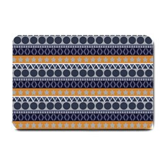 Abstract Elegant Background Pattern Small Doormat