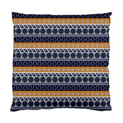 Abstract Elegant Background Pattern Standard Cushion Case (one Side)