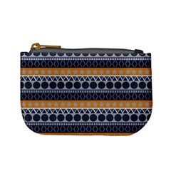 Abstract Elegant Background Pattern Mini Coin Purses
