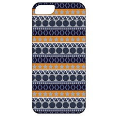 Abstract Elegant Background Pattern Apple iPhone 5 Classic Hardshell Case
