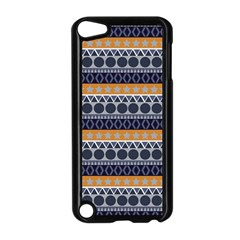 Abstract Elegant Background Pattern Apple iPod Touch 5 Case (Black)
