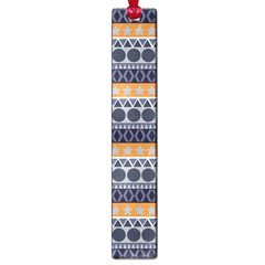Abstract Elegant Background Pattern Large Book Marks