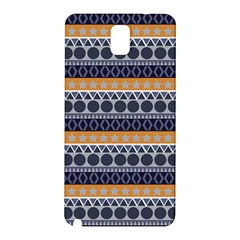 Abstract Elegant Background Pattern Samsung Galaxy Note 3 N9005 Hardshell Back Case