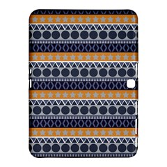 Abstract Elegant Background Pattern Samsung Galaxy Tab 4 (10 1 ) Hardshell Case