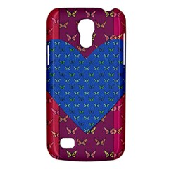 Butterfly Heart Pattern Galaxy S4 Mini