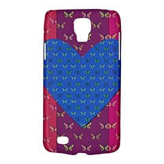 Butterfly Heart Pattern Galaxy S4 Active
