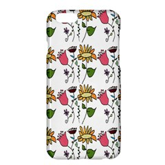 Handmade Pattern With Crazy Flowers Apple Iphone 6 Plus/6s Plus Hardshell Case