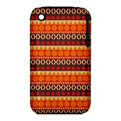 Abstract Lines Seamless Pattern Iphone 3s/3gs