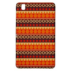Abstract Lines Seamless Pattern Samsung Galaxy Tab Pro 8.4 Hardshell Case