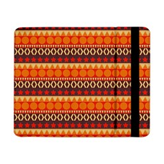 Abstract Lines Seamless Pattern Samsung Galaxy Tab Pro 8.4  Flip Case