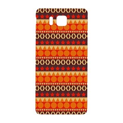 Abstract Lines Seamless Pattern Samsung Galaxy Alpha Hardshell Back Case