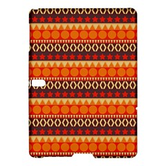 Abstract Lines Seamless Pattern Samsung Galaxy Tab S (10.5 ) Hardshell Case