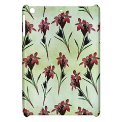 Vintage Style Seamless Floral Wallpaper Pattern Background Apple Ipad Mini Hardshell Case