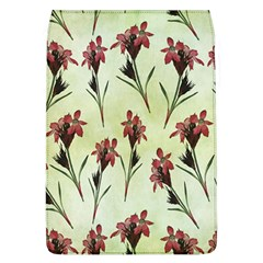 Vintage Style Seamless Floral Wallpaper Pattern Background Flap Covers (l)