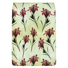 Vintage Style Seamless Floral Wallpaper Pattern Background Flap Covers (S)